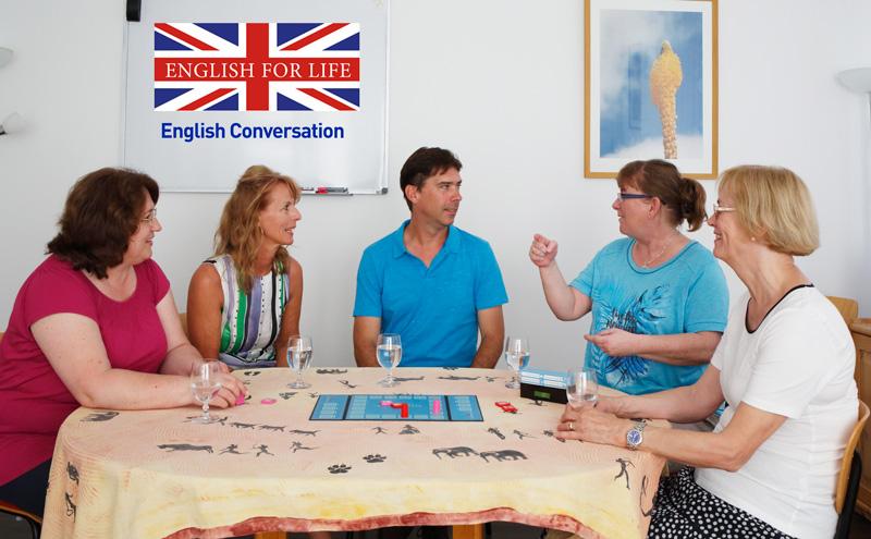 Englisch Konversation Kurse in Rosenheim